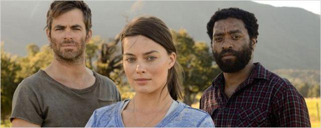 'Z for Zachariah': primer vistazo a la película protagonizada por Chris Pine, Margot Robbie y Chiwetel Ejiofor