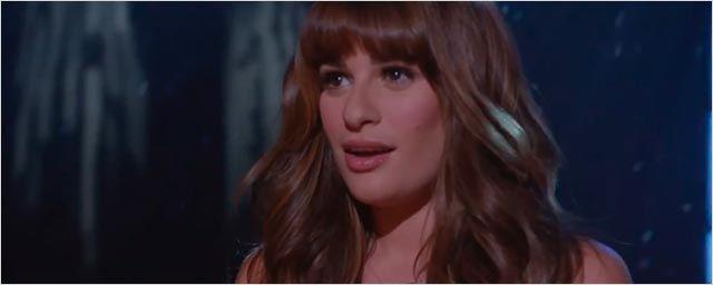 'Glee': Lea Michele afirma que vomitó cantando 'Let It Go' de 'Frozen'