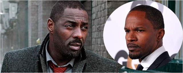 Idris Elba sustituye a Jamie Foxx en 'The Trap'