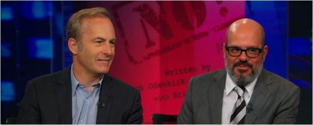 Netflix ordena una nueva comedia protagonizada por Bob Odenkirk y David Cross