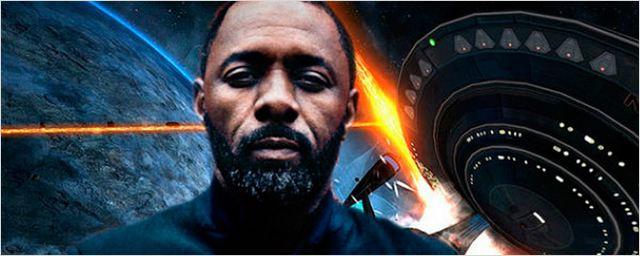 """'Star Trek 3': Simon Pegg escribe un """"papel alucinante"""" para Idris Elba"""