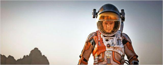 'The Martian': Matt Damon se pone el traje de astronauta en las primeras imágenes de la película