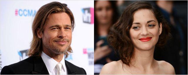 Marion Cotillard, en negociaciones para unirse a Brad Pitt en el nuevo drama sobre la II Guerra Mundial
