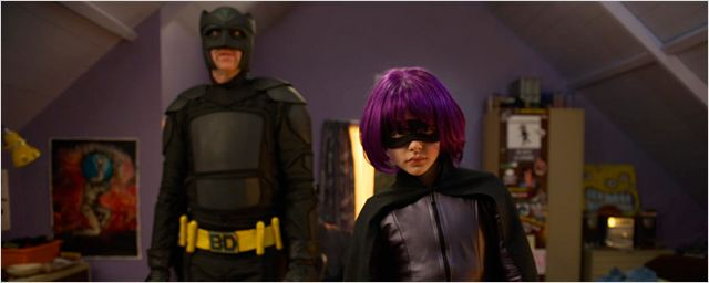 'Kick-Ass': Matthew Vaughn confirma que está trabajando en una precuela sobre Hit-Girl