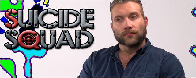 'Escuadrón suicida': Jai Courtney habla del rodaje y del Joker