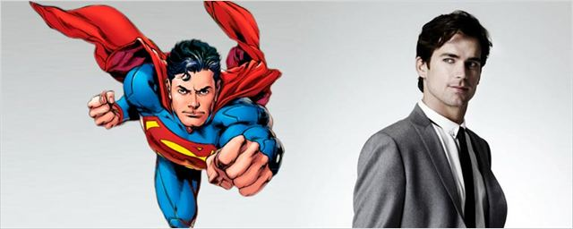 ¿Sabías que Matt Bomer casi fue Superman en una película escrita por J.J. Abrams?