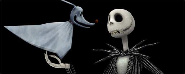 ¿Te diste cuenta de esta conexión entre los personajes de Tim Burton?