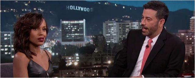 'Juego de Tronos': Kerry Washington revela el incómodo momento que le hizo pasar su madre cuando conoció a Jason Momoa