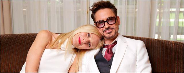 "Gwyneth Paltrow: ""Nadie vale lo que vale Robert Downey Jr."""
