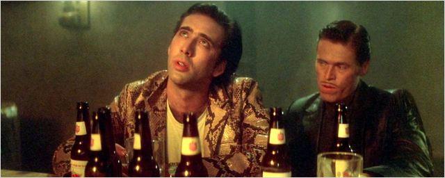 Willem Dafoe y Nicolas Cage juntos en 'Dog Eat Dog'