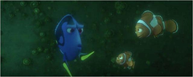 'Buscando a Dory': Primer 'teaser' de la continuación de 'Buscando a Nemo'