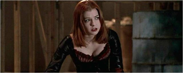 'Buffy, cazavampiros': Alyson Hannigan no era la Willow original