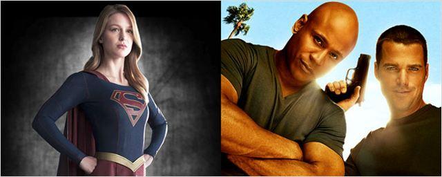 CBS reemplaza los capítulos de 'Supergirl' y 'NCIS: Los Angeles' por los atentados terroristas de París