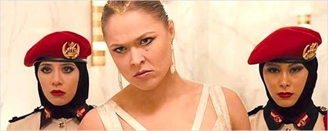 Ronda Rousey, la actriz de 'Fast & Furious 7', necesitará cirugía estética tras su último combate