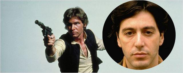 'Star Wars': ¿Por qué rechazó Al Pacino el papel de Han Solo en la trilogía original?
