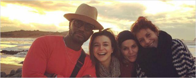 'Sin cita previa': El reparto de la serie se ha reunido en España para celebrar una boda