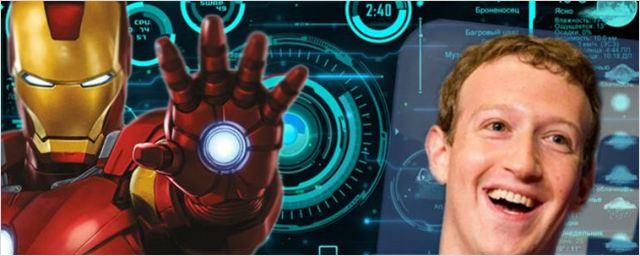 'Iron Man': Mark Zuckerberg quiere construir una versión real de J.A.R.V.I.S