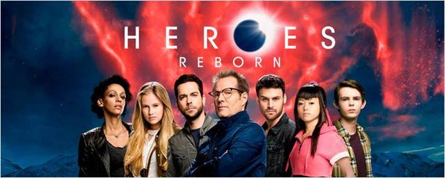 'Heroes Reborn' no tendrá segunda temporada