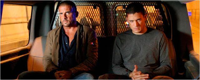 'Prison Break': Fox da luz verde a la miniserie con Wentworth Miller y Dominic Purcell