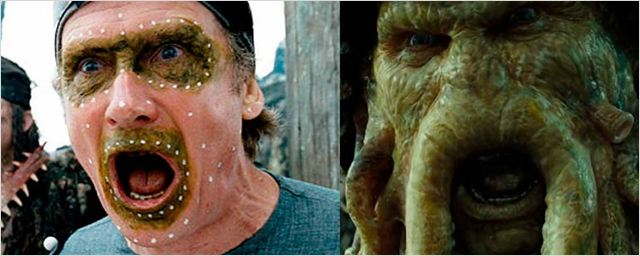10 imágenes de los actores de 'motion-capture' antes de los efectos especiales