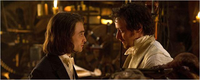 'Victor Frankestein': Nuevo tráiler en español con James McAvoy y Daniel Radcliffe