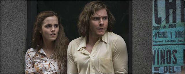 'Colonia': Emma Watson se une a una secta para salvar a Daniel Brühl en el nuevo tráiler