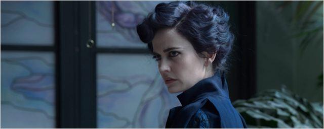 'El hogar de Miss Peregrine para niños peculiares': Primer vistazo en EXCLUSIVA de la nueva película de Tim Burton