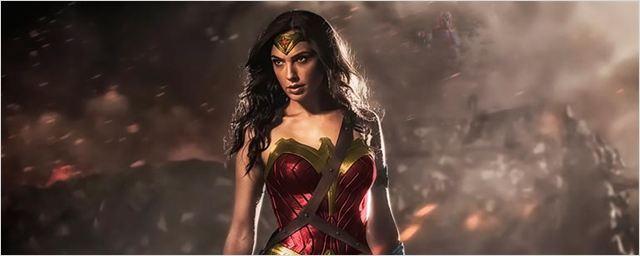 'Wonder Woman': Primeras imágenes del rodaje con Gal Gadot vistiendo el uniforme azul y rojo