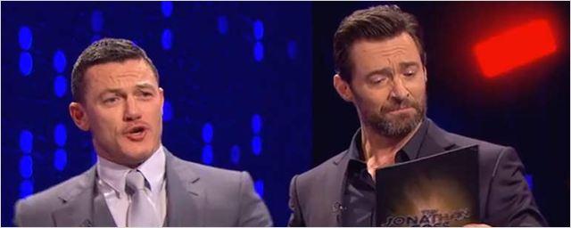 'La Bella y la Bestia': Hugh Jackman y Luke Evans compiten por ser el mejor Gaston