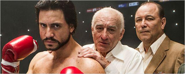 'Hands of Stone': Primer 'teaser' de la película protagonizada por Robert De Niro