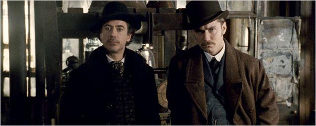 'Sherlock Holmes 3': Robert Downey Jr. afirma que la tercera entrega podría rodarse este año