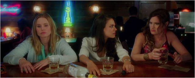 'Bad Moms': Mila Kunis y Kristen Bell se van de fiesta en el primer tráiler