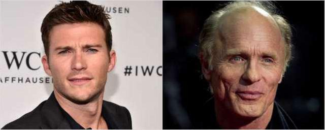 Scott Eastwood y Ed Harris protagonizarán juntos un thriller político