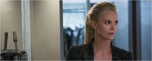 'Furious 8': Primera imagen al personaje de Charlize Theron en la franquicia