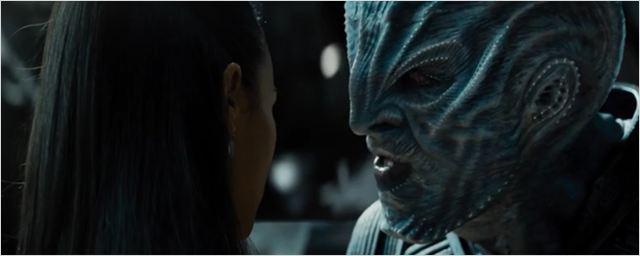 'Star Trek: Más allá': Nuevo tráiler con mejores imágenes del villano encarnado por Idris Elba