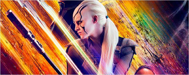 'Star Trek: Más allá': Nuevo póster de la película con Jaylah como uno de los personajes principales