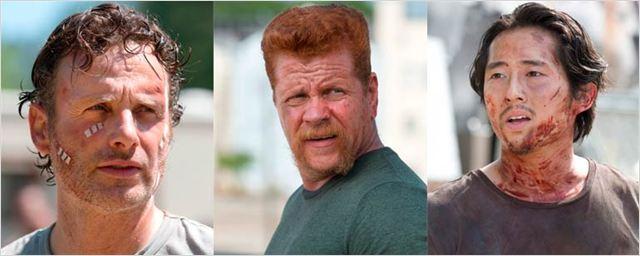 """'The Walking Dead': la revelación de quién es la víctima de Negan """"cambiará la serie para siempre"""""""