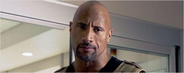 'Furious 8': Dwayne Johnson comparte una nueva foto como Luke Hobbs