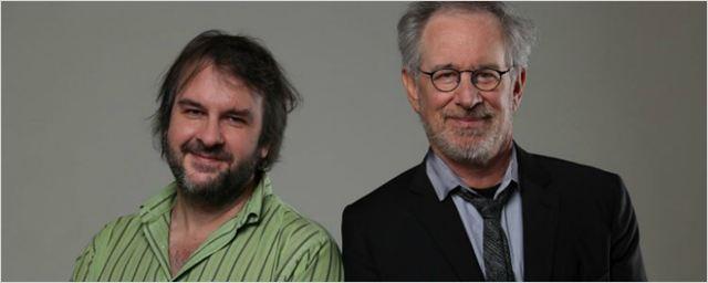 Steven Spielberg y Peter Jackson están trabajando en una nueva película para Amblin Entertainment