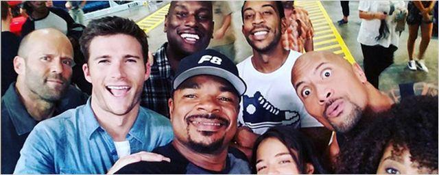 'Fast and Furious 8': Las mejores fotos del rodaje en Instagram