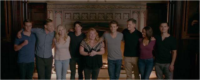 'Crónicas vampíricas' terminará en la octava temporada