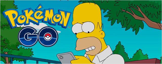 'Los Simpson': La serie prepara un episodio sobre Pokemon GO