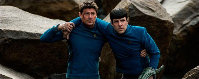 'Star Trek: Más allá': Spock deja 'tirado' a Leonard McCoy en este adelanto EXCLUSIVO de la película