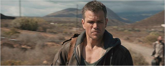 El 'Jason Bourne' de Matt Damon, líder en la taquilla de EE.UU