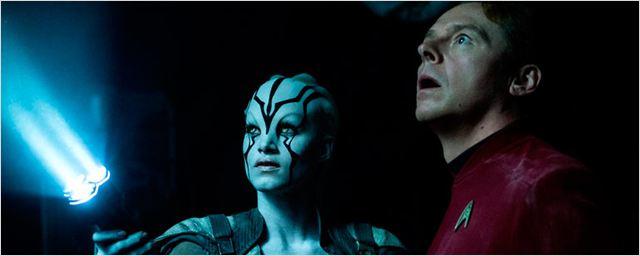 """Simon Pegg ('Star Trek: Más allá'): """"Hacer esta película fue un sueño y una pesadilla al mismo tiempo"""""""