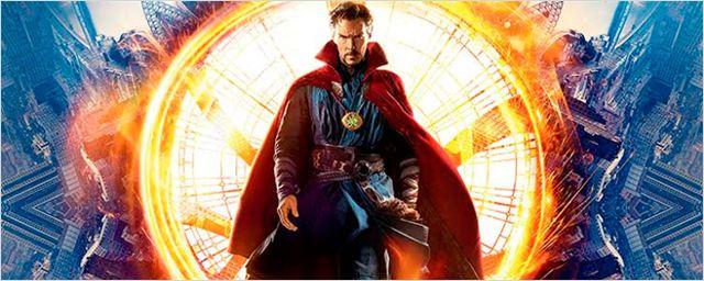 'Doctor Strange (Doctor Extraño)': Benedict Cumberbatch explora las múltiples realidades en el póster español