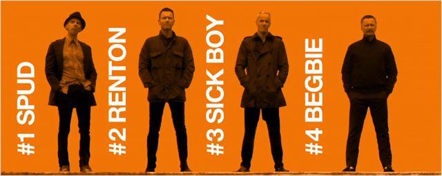 'T2: Trainspotting': Renton, Spud, Sick Boy y Begbie protagonizan el primer 'teaser' en español