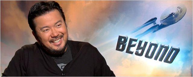 """Justin Lin ('Star Trek: Más allá'): """"J.J. Abrams ha sido de gran ayuda y muy respetuoso"""""""