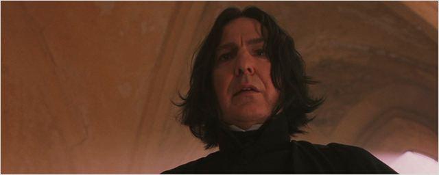 'Harry Potter': Alucina con el significado secreto de las primeras palabras de Snape a Harry