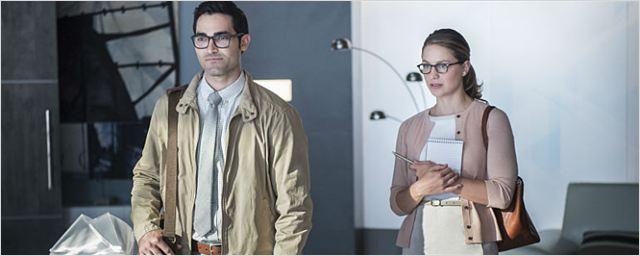 'Supergirl': Primer vistazo a Katie McGrath como Lena Luthor
